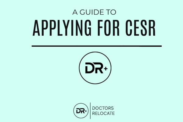 CESR application
